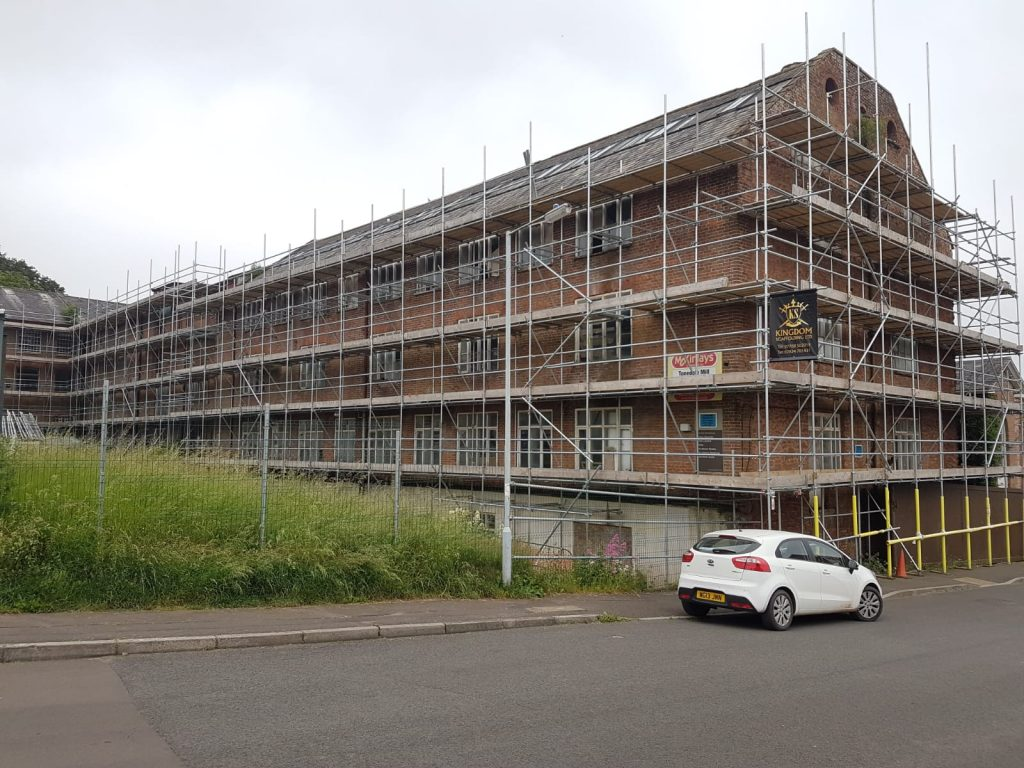 Scaffolding Services Wellington and Taunton - Kingdom Scaffolding Ltd - Somerset