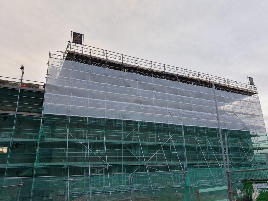 Scaffolding Taunton and Wellington - Kingdom Scaffolding Ltd - Somerset